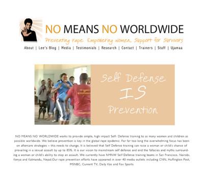 NMNW  website alterations